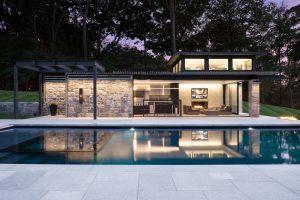 Hamburg Cove Pool House Award Architecture
