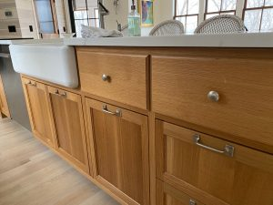 Old Lyme hardware drawer pulls Essex architecture cabinetry